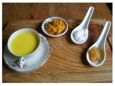 Golden Milk: A Popular Drink with Tumeric