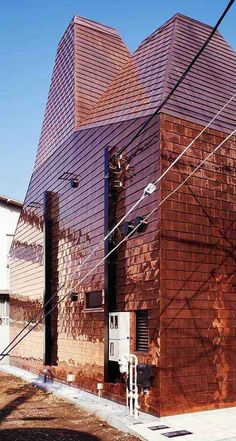 Weburbanist shared one dozen buildings that are covered in copper.
