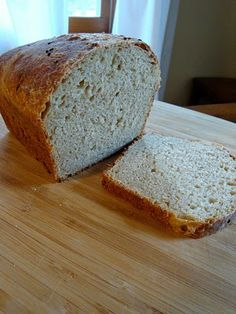 Whole Wheat Oatmeal Sourdough Bread - super soft and delicious and HEALTHY!  Great for sandwiches and toast.
