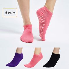 AUSUN activity tracker: Choosing the Best Non Slip Yoga Socks Pilates Socks, Grip Socks, Martial Arts Workout, Yoga Tips, Fitness, Amazon Fr, Purple, Outdoors, Gray