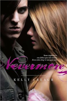 Nevermore - Kelly Creagh. Kentucky author and book setting.