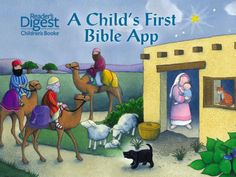 FREE app Aug 9th (reg 4.99) Child's First Bible for iPad