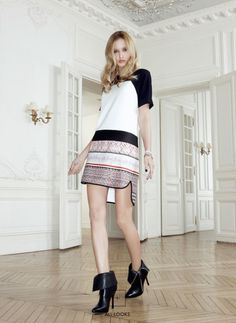 Axara dress #Paris www.peekboutique.co.uk