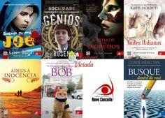 #Lançamentos de janeiro da @Nellie Menchaca-Lobato Editorial Novo Conceito   http://www.leitoraviciada.com/2014/01/lancamentos-de-janeiro-do-grupo.html  #QuandoEuEraJoe #SociedadeDosMeninosGênios #ACidadeDosSegredos #NoitesItalianas #AdeusÁInocência #OMundoPelosOlhosDeBob #BusqueDentroDeVocê #Livros #Livro