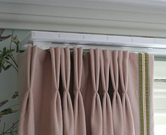 Curtains With Box Pleat Pelmets Pinch Pleat Curtains, Pleated Curtains, Double Curtains, Velvet Curtains, Drapes And Blinds, Bay Window Curtains, Fabric Blinds, Panel Curtains, Curtain Patterns