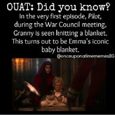 Did you know: once upon a time