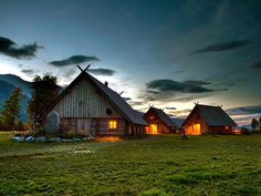 12 of Norway's Most Cozy Log Cabins