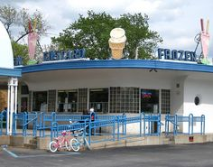 Frozen Custard, Lafayette, Indiana