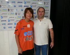 El Burela FS Pescados Rubén se refuerza con la incorporación de Shiori Nakajima