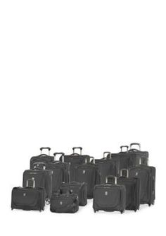 Travelpro Crew 11 Luggage Collection -Black Baggage Claim 602557408fc4d