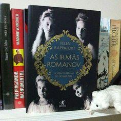 Adriana Balreira: As Irmãs Romanov - Resenha