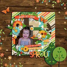 Sprout - Scrapbook.com