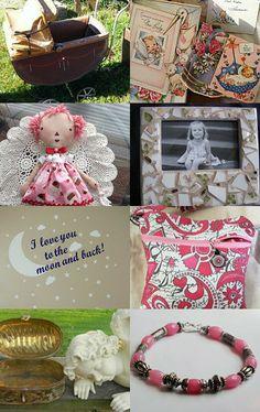 And Baby Makes Three! by Jenny LK Doughty on Etsy--Pinned with TreasuryPin.com