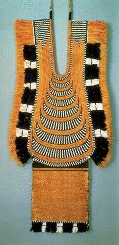 archivenewyork:  Back Cushion Farmer's protective back piece. Yamagata Prefecture Showa Period, 20th Century