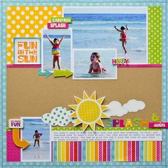 Splash & Swim - Scrapbook.com