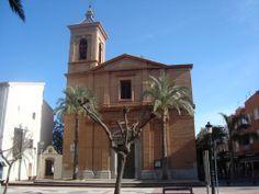 Iglesia parroquial, Benicàssim