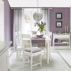 #パープル #紫 #インテリア #インテリアコーディネート #カラーコーディネート #ダイニング #purple #interior #interior_coordinate #color_coordinate #living_room #dining