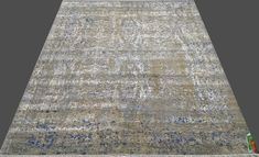 Wool & Silk Rug #silkrug #arearugs #authentic Hand Spinning, Area Rugs, Weaving, Wool, Silk, Abstract, Collection, Summary, Spinning