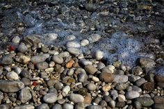 Pebbles on Capri