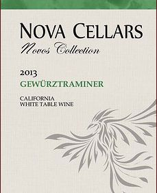 Gewürztraminer -  This light bodied semi-sweet wine is similar to Riesling but with it's own unique characteristics.
