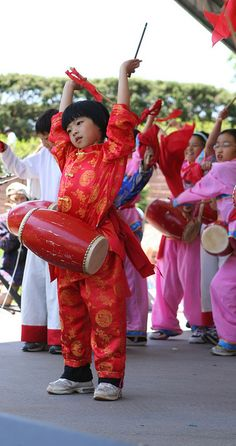 Chinese Culture Days Children Perform | Flickr - Photo Sharing!