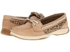 Sperry Top Sider Laguna Leopard Print Shoes