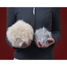 Oh! What iiis thiiis?? It's called tribble. Nerd reference...  It's cute and geeky so both of us could love it :P