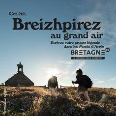 Découvrez toutes les appropriations des acteurs du tourisme bretons dans le cadre de la campagne #DépaysezVousenBretagne  Création : Comité Régionale du Tourisme Bretagne Rural Area, Brittany, Tourism