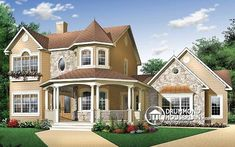 """Cottage Style Homes 