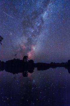 El Universo sobre el agua