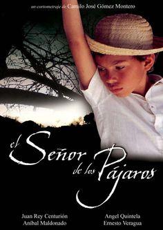 """Payé cine: """"El señor de los Pájaros"""", basado en una versión libre de la leyenda de El Pombero, y que en este caso toma la forma de un ser protector de la fauna con características sobrenaturales fue rodada durante una semana en los Esteros del Iberá."""