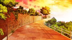 anime-scenery