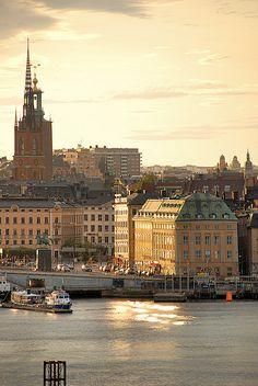 Stockholm - Gamla Stan, Sweden Copyright: Christian Girault