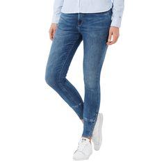 | #Pepe #Jeans #Damen #Stone #Washed #Jeans mit #Reißverschlüssen