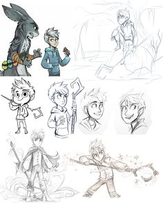 1000  images about rise of the guardians on pinterest