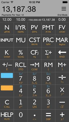 10bii Financial Calculator by K2 Cashflow, Inc.
