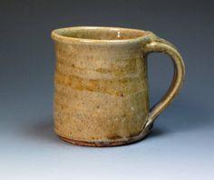 Warren MacKenzie Signed Stoneware Mug Hand Thrown by MugsMostly