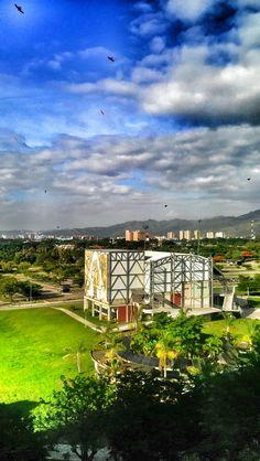 Campus Barbula Universidad de Carabobo