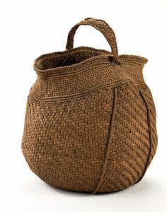 Basket #619 by Jennifer Heller Zurick / American Art