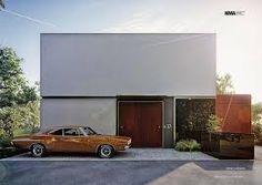 Znalezione obrazy dla zapytania nowoczesna kostka dom