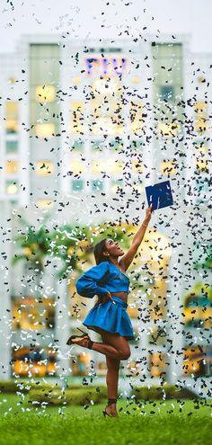 Nursing Graduation Pictures, College Graduation Pictures, Graduation Picture Poses, Graduation Portraits, Graduation Photography, Graduation Photoshoot, Grad Pics, Cap And Gown Pictures, Barry University