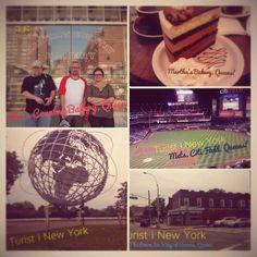 #tbt - #WalkingTours in #Queens #WelcomeToTheworld... #Iheartnyc #Sightseeing #TourGuides #newyork #nyc #newyorkcity #OnlineConcierge #WalkingTours #turistinewyork #turistiny #turistinyc #Nycandtours #iloveny #ILoveNyc #GANYC #NYClicensed #NYClicensedtourguide #ny #NYCGo #NewYorkNewYork #iloveny #ItsInQueens #TheUnisphere #MarthasCountryBakery #citifield #LemonIceKing