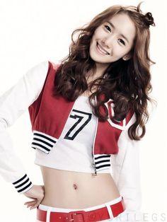 SNSD - Im YoonA - Oh!