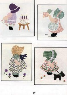 Sunbonnet – Rita de Cassia Colares – Picasa Nettalbum
