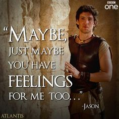 Awwwww... I hated this part. It was so heartbreaking. Ariadne and Jason are my OTP.