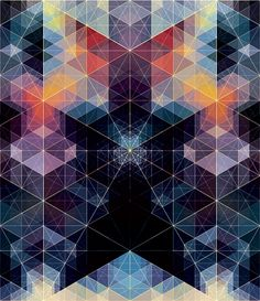 Andy Gilmore - the beast at making geometric designs