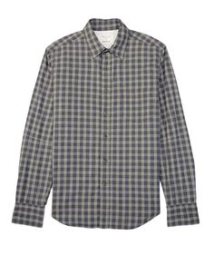 rag & bone Official Store, Yokohama Shirt, grey fl, Mens : Ready to Wear : Shirts : Yokohama, M235A145T