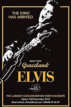 Elvis 02 London Exhibition 2014 - EIN Spotlight