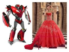 """""""His Favorite Ball Gown On You ~ Knockout"""" by ultimatefangirl-459 ❤ liked on Polyvore featuring even&odd"""