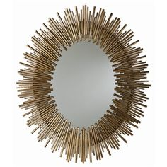 idea for half bath mirror- use thin & thick straws ans spraypaint silver (create frame on carboard template?)